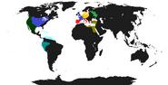 Mapa Dinastias 9.0