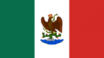Flag of Mexican Empire2
