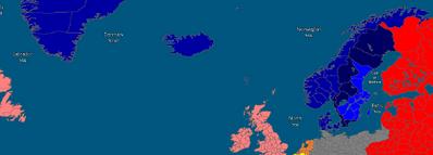 Expancion del Imperio Escandinavo (SLM)