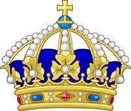 Corona del Emperador de Arendellam (Heraldica)