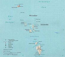 Islas Nicobar