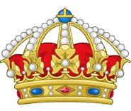 Corona del Rey de Aquemar (Heraldica)