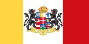 Bandera Reinos Federados de Italia