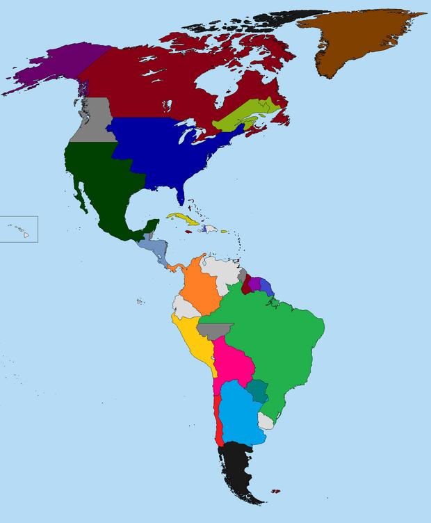 Mapa Batalla Continental (BoardGame) - 3.0