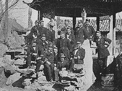 Franceses capturados