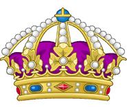 Corona del Rey de Eretlam (Heraldica)