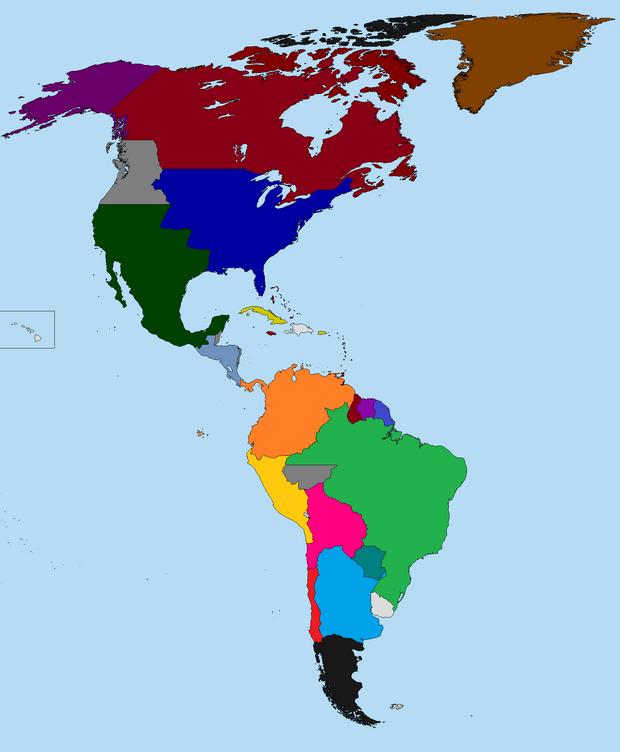 Mapa Batalla Continental (BoardGame) - 1.0