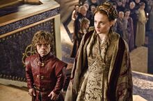 Boda Tyrion y Sansa HBO