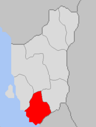Condado de San Carlos en el Gran Condado de Pitic (Dinastias) - 1