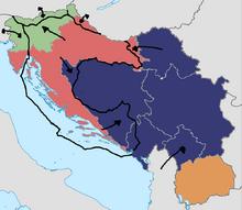 La Gran Croacia
