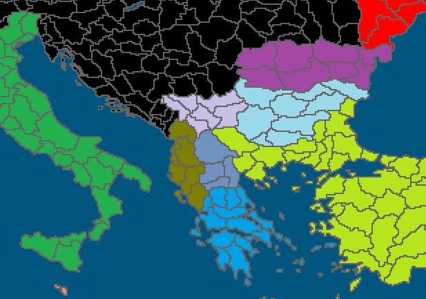 Propuesta balcanica