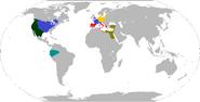 Mapa Dinastias 5.0