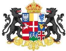 Esscudo Reinos Federados Italianos