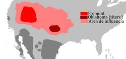 Mapa de fremont