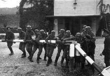 Germans at Polish Border (1939-09-01)