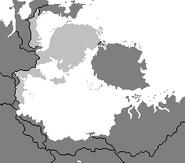 Mapa Reino de las Costas.