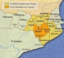 3. Los condados catalanes bajo Guifré I el Pilós