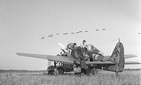 Aviones Finlandeses en la URSS