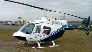 Helicoptero de Noticias