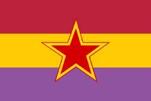 Bandera Republica Socialista