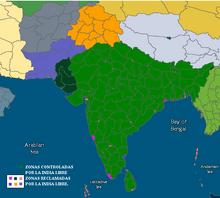 India Libre 1829