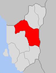 Condado de Rosario en el Gran Condado de Pitic (Dinastias) - 1