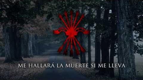 """Himno de la Falange Española - """"¡Cara al Sol!"""""""