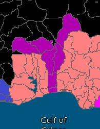 Extensión de la Maracronesia
