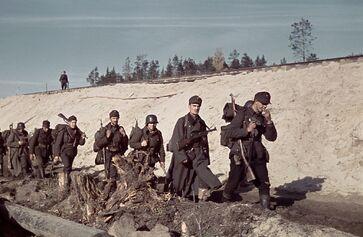 Soldados Finlandeses