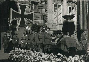 Funeral Goebbels