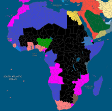 Expediciones africa iberia