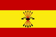 Bandera España Falangista