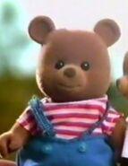 Bobby Bear Toy