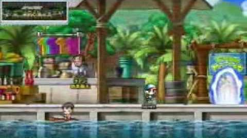 MapleStory - Floating Market Tour
