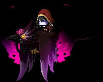 Mob Dark Demon Eagle Rider