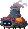 Mob Blue Volcano Bug