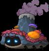 Mob Blue Volcano Bug