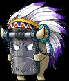 Mob Sinister Steel Mask