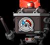 Mob Guard Robot