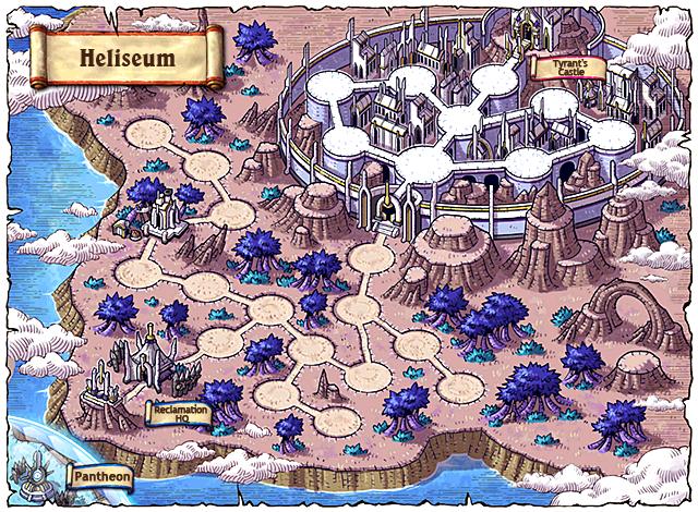 WorldMap Heliseum