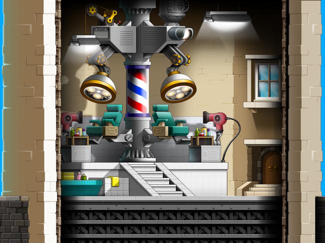 Map Shady Hair Salon