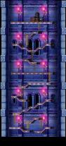 Map Nightmare Clocktower 1F