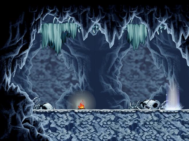Map Carta's Cave
