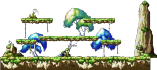 Map Flowery Forest 1