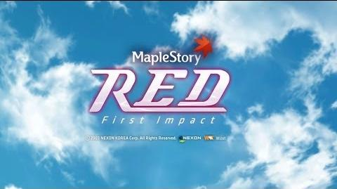 MapleStory Europe RED First Impact