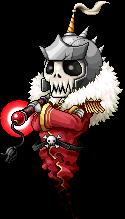 Mob Lord Skeleton