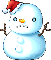 Mob Snowman (2)
