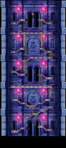 Map Nightmare Clocktower 2F
