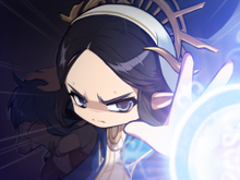 Agate defending Illium