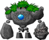 Mob Ancient Dark Golem